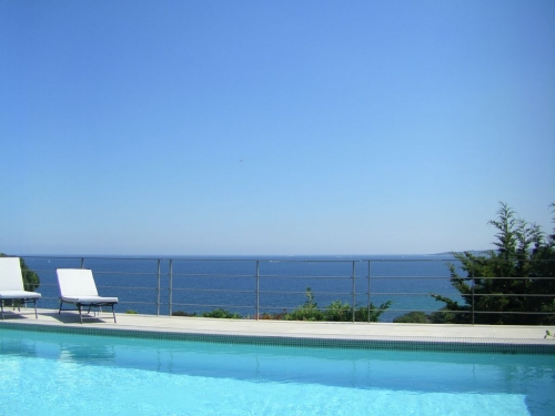Property villa / house sainte-maxime