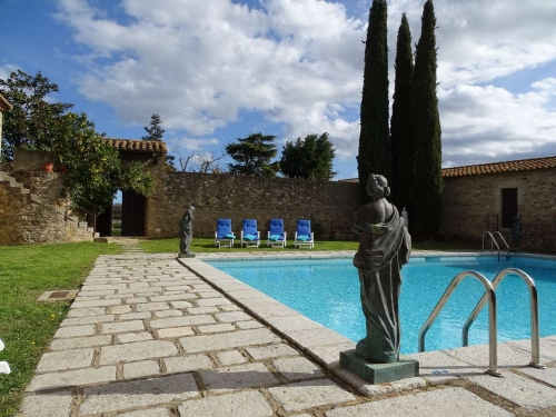 Villa à La Bisbal d'Emporda, Vue : Campagne