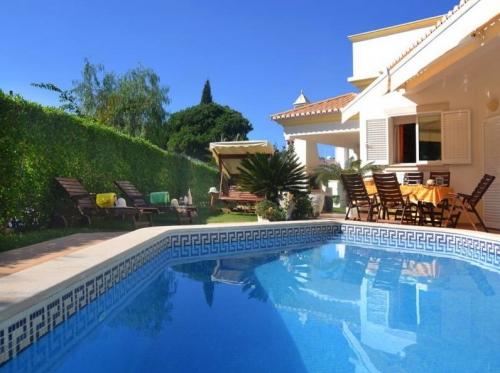 Villa à Vilamoura, Vue : Jardin