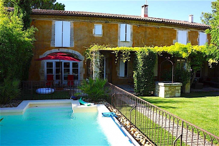 Villa / house La blanche to rent in St Remy de Provence