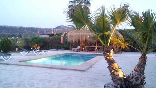Location villa / maison mandarina