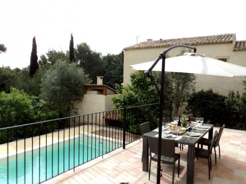 Reserve villa / house corbiere