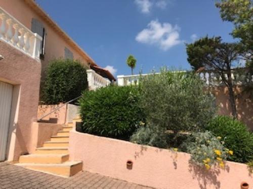 Location villa / maison roquebrune