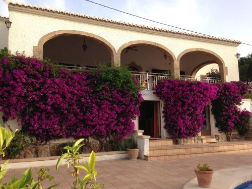 Villa / maison belvue à louer à javea