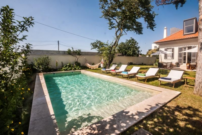 d932872ce Lisbon villas private swimming pool - Villas du Monde