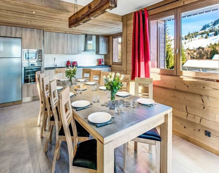 Chalet Reinmuth to rent in Le Grand Bornand