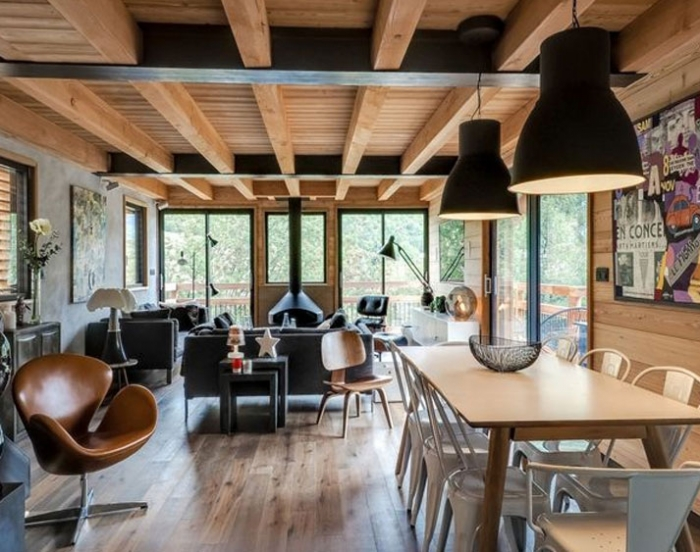 Chalet Wirtanen to rent in Serre Chevalier