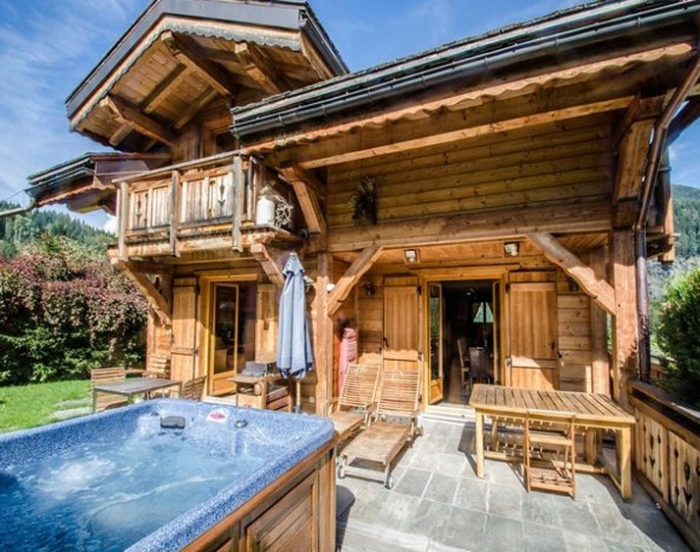 Chalet Ashbrook to rent in Les Houches