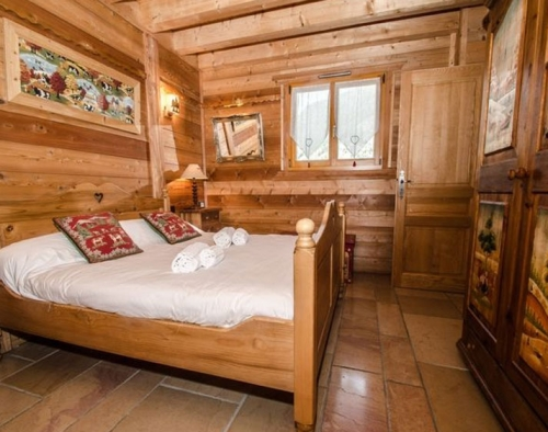 Chalet asrook  les houches