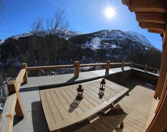 Chalet Arend to rent in Valloire