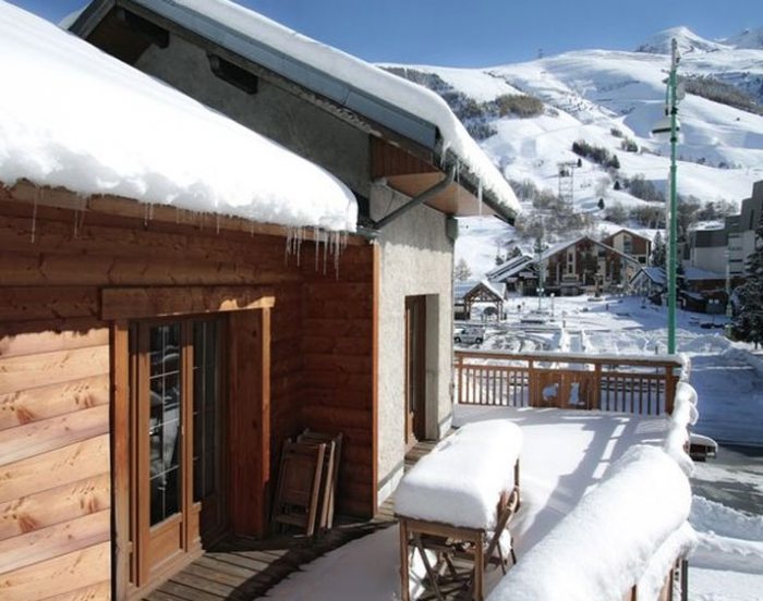 Chalet Harrington to rent in Les Deux Alpes