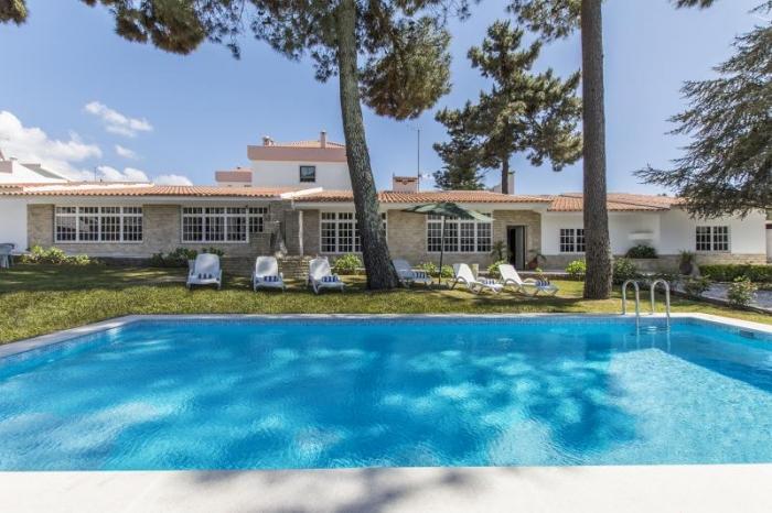 Villa / Haus  Chalante zu vermieten in Caparica