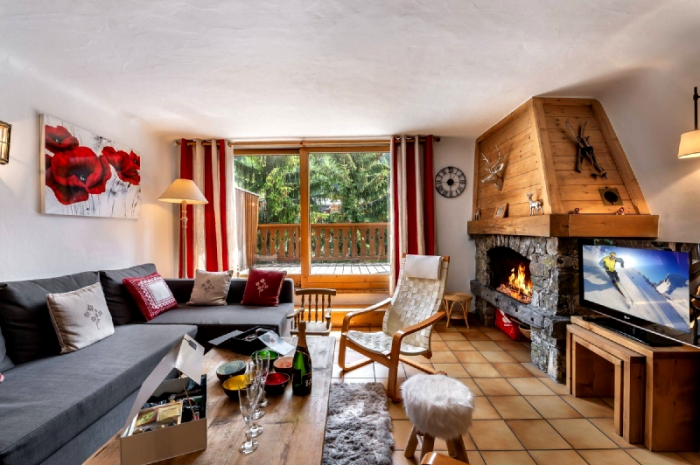 Chalet du Toit to rent in Courchevel 1300