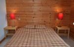 Hütte le grand bleu-sauna zu vermieten in flaine