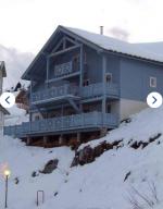 Hütte le grand bleu-sauna