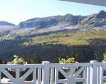 Location chalet le grand bleu-sauna
