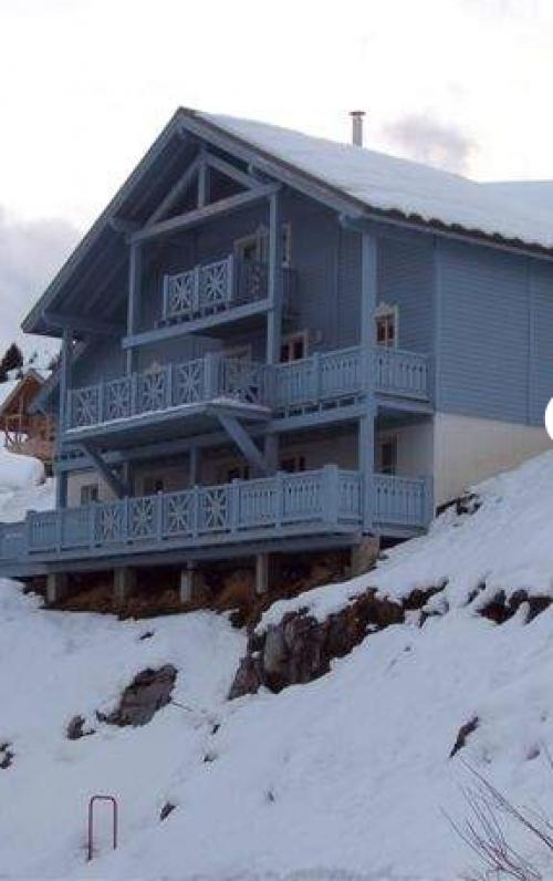 Reserve chalet le grand bleu-sauna