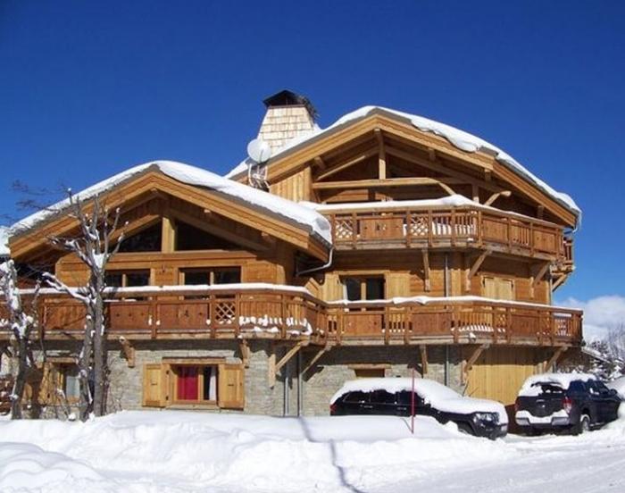 Chalet Fujikawa to rent in Les Deux Alpes