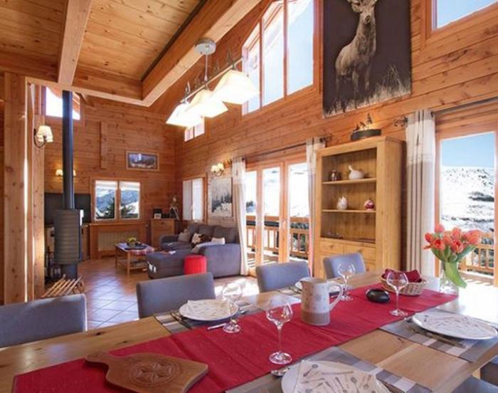 Chalet Schwassmann to rent in Les Deux Alpes