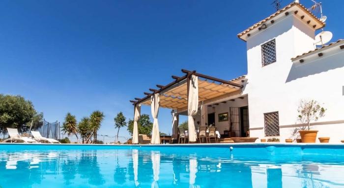 Villa / house La cantina to rent in Marchena