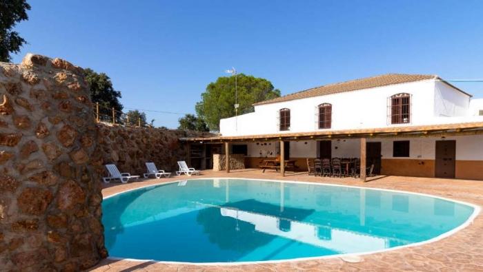 Villa / Haus San Miguel zu vermieten in Moron de la frontera
