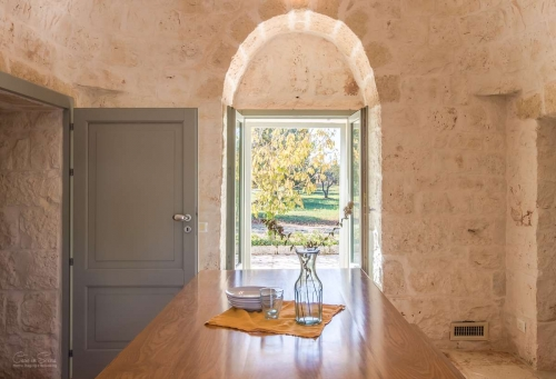 Villa / maison  tenuta olivi  à louer à ceglie messapica