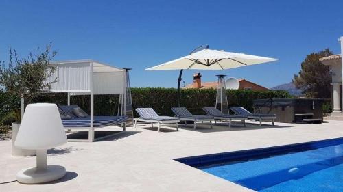 Villa / Maison villa Cansalades à louer à Javea