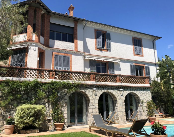 Exceptional property Plage à pied to rent in Cannes