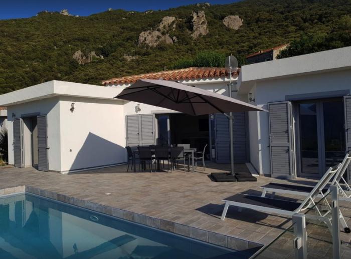 Villa / house  TALAVEDDU to rent in Sainte Lucie de Tallano
