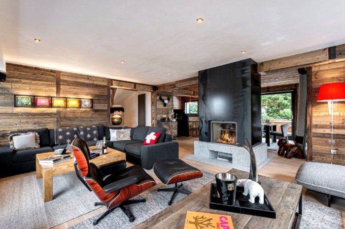Chalet luxe Boethin