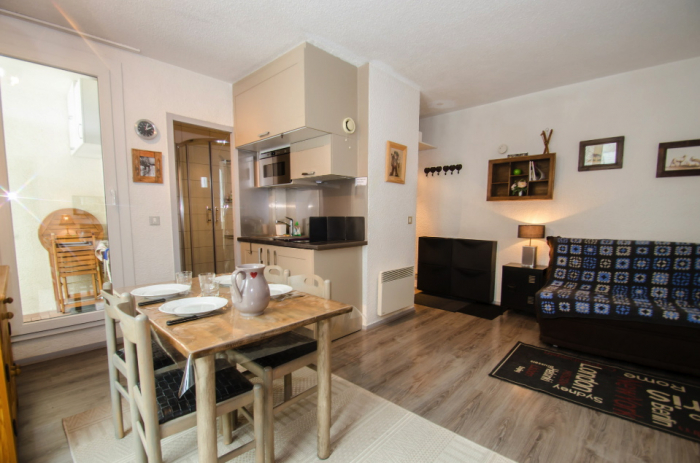 Appartement vision à louer à Chamonix