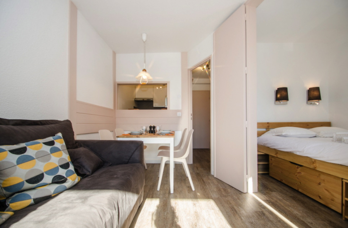 Appartement indi à louer à Chamonix