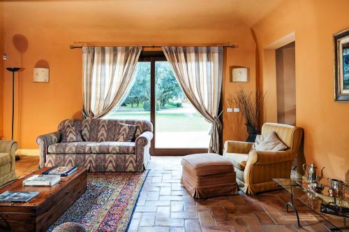 Villa / maison orange