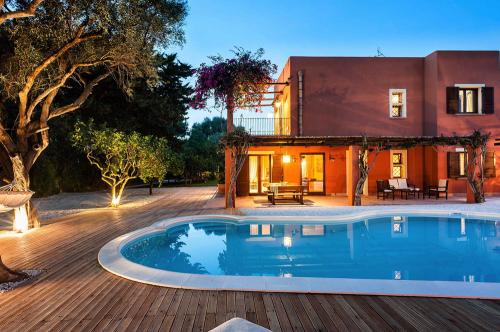 Location villa / maison orange