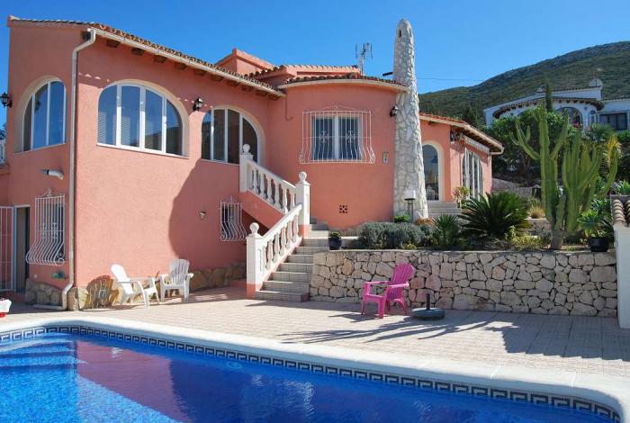 Villa / house Villa Puesta del Sol to rent in Javea