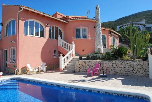 Spain : SUN403 - Villa Puesta del Sol