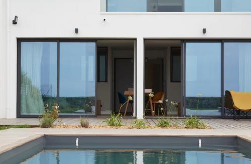 une maison : bretagne-morbihan