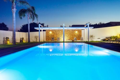 Villa / maison les pierres blanches  trapani