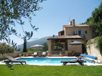 Villa / house AZUR to rent in Grasse