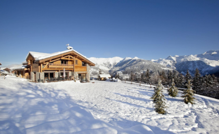 Chalet luxe Alpha Luxe