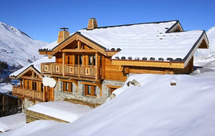 Chalet pb à louer à Les Deux Alpes