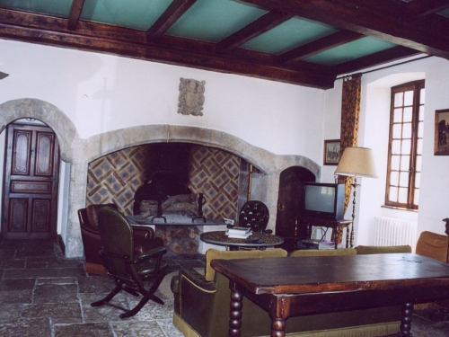 Chateau millau to rent in millau