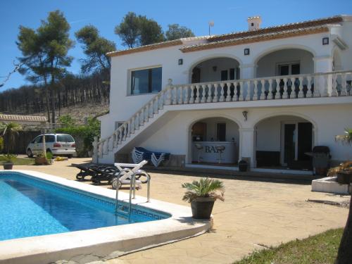 Villa / Maison ARPAGA à louer à Javea