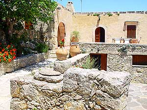 Maison indépendante Agapi à louer à Perama