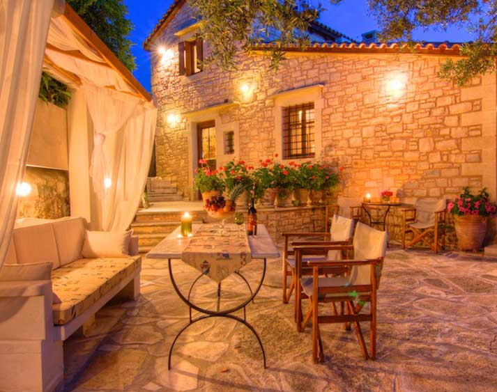 Villa / Maison Tasia à louer à Rethymnon