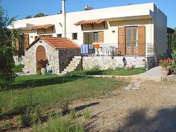 Maison indépendante Farma à louer à Rethymnon