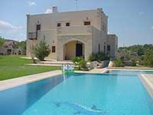 Villa / Maison Spilia à louer à Perama