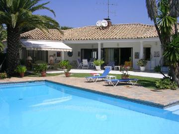 Villa / Maison Hacienda las chapas 2 à louer à Marbella