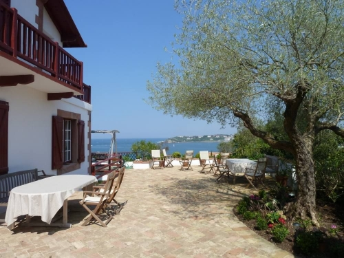 Villa / house Saint jean de luz to rent in Saint Jean de Luz