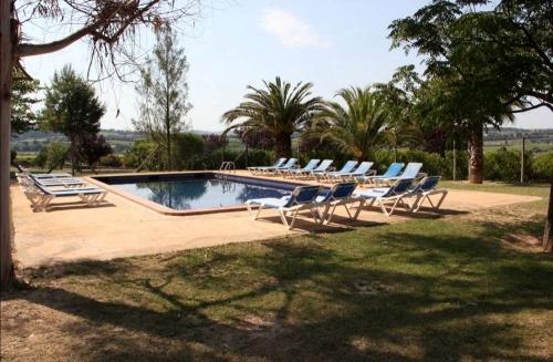 Logement dans villa / maison L'olivera gran 30303 à louer à Subirats